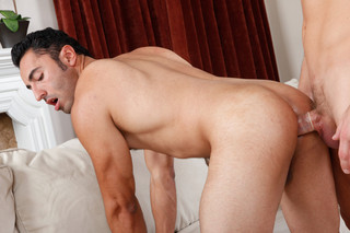 Drew Cutler & Gianni Luca in I'm a Married Man - Suite703 - Sex Position #6
