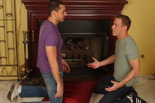 Drew Cutler & Jeremy Bilding in I'm a Married Man - Suite703 - Sex Position #4