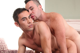 Emilio Sands & Ryan Starr in I'm a Married Man - Suite 703 - Sex Position #10