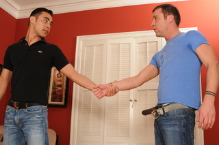 Emilio Sands & Trevor Knight in I'm a Married Man - Suite703 - Sex Position #5