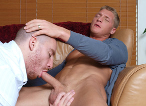 Gavin Waters & Sebastian Keys in I'm a Married Man - Suite703 - Sex Position #9