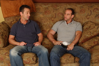 Girth Brooks & Sean Stavos in I'm a Married Man - Suite703 - Sex Position #4
