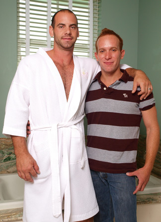 Girth Brooks & Steven Ponce in I'm a Married Man - Suite703 - Centerfold