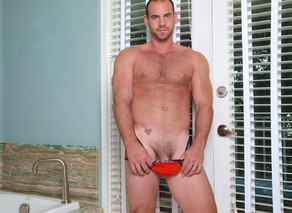 Girth Brooks & Steven Ponce in I'm a Married Man - Suite703 - Sex Position #3