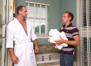 Girth Brooks & Steven Ponce in I'm a Married Man - Suite703 - Sex Position #6