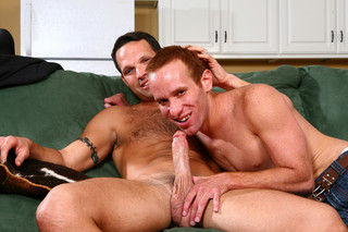 Jack Bennet & Steven Ponce in I'm a Married Man - Suite703 - Sex Position #8