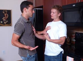 Jeremy Bilding & Micah Andrews in I'm a Married Man - Suite703 - Sex Position #3