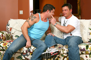 Josh Griffin & Rob Ramoni in I'm a Married Man - Suite703 - Sex Position #4