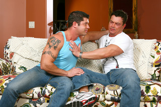 Josh Griffin & Rob Ramoni in I'm a Married Man - Suite703 - Sex Position #5