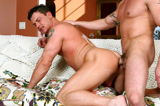 Josh Griffin & Rob Ramoni in I'm a Married Man - Suite703 - Sex Position #13