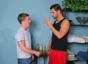 Lucas Knowles & Tucker Vaughn in I'm a Married Man - Suite703 - Sex Position #3