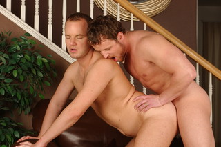 Nash Lawler & Robby Ireland in I'm a Married Man - Suite703 - Sex Position #13