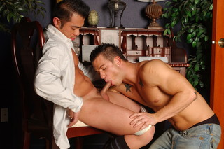 Niko Reeves & Rod Daily in I'm a Married Man - Suite703 - Sex Position #9
