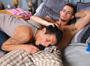 Phenix Saint & Seth Knight in I'm a Married Man - Suite703 - Sex Position #7