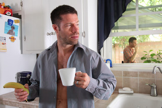 Sebastian Fischer & Tristan Jaxx in I'm a Married Man - Suite 703 - Sex Position #1