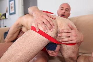 Adam Russo & Troy Michaels in My Brothers Hot Friend - Suite703 - Sex Position #8