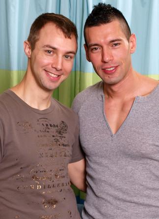 Alexander Garrett & Devon Hunter in My Brothers Hot Friend - Suite703 - Centerfold
