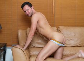David Scott & Nicoli in My Brothers Hot Friend - Suite703 - Sex Position #1