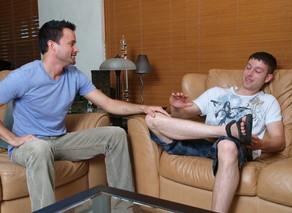 David Scott & Nicoli in My Brothers Hot Friend - Suite703 - Sex Position #3
