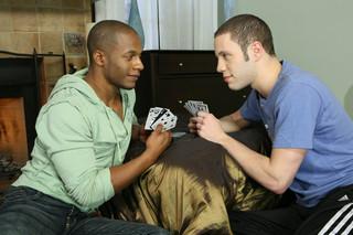 Eddie Diaz & Wolf Hudson in My Brothers Hot Friend - Suite703 - Sex Position #2