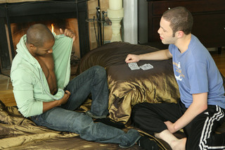 Eddie Diaz & Wolf Hudson in My Brothers Hot Friend - Suite703 - Sex Position #3