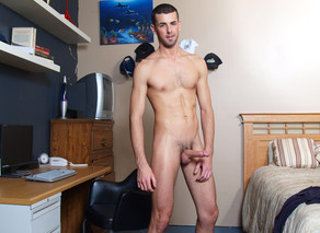 Jake Steel & Matthew Star in My Brothers Hot Friend - Suite703 - Sex Position #4