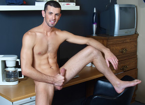 Jake Steel & Matthew Star in My Brothers Hot Friend - Suite703 - Sex Position #5