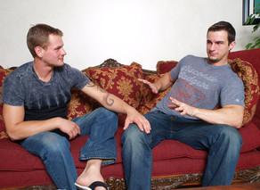 Phenix Saint & Trent Diesel in My Brothers Hot Friend - Suite703 - Sex Position #5