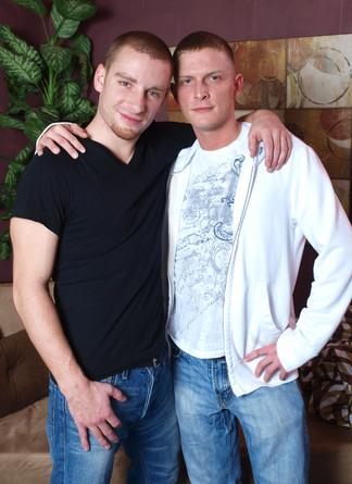 Sebastian Keys & Tucker Bradley in My Brothers Hot Friend - Suite703 - Centerfold