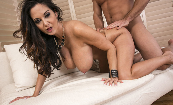 Ava Addams & Johnny Castle  in Mrs. Creampie 4k - Mrs. Creampie 4k - Sex Position #3