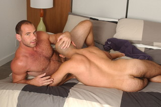 Alex Slater & Girth Brooks in Men Hard at Work - Suite703 - Sex Position #8