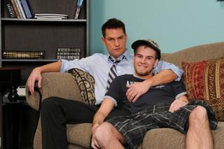 Brad Benton   & Tyler Johnson in Men Hard at Work - Suite703 - Sex Position #1