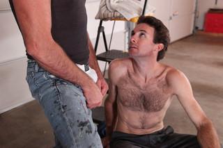 Chris Baldwin & Dodger Wolf in Men Hard at work - Suite 703 - Sex Position #6
