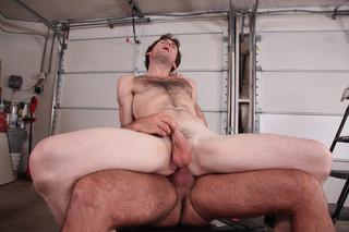 Chris Baldwin & Dodger Wolf in Men Hard at work - Suite 703 - Sex Position #11