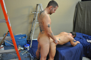 Clayton Archer & Preston Steel in Men Hard at Work - Suite703 - Sex Position #8