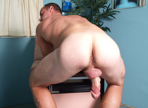 & Girth Brooks in Men Hard at Work - Suite703 - Sex Position #11