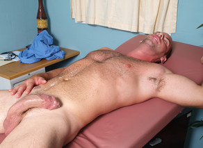 & Girth Brooks in Men Hard at Work - Suite703 - Sex Position #14