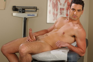 Jeremy Bilding & Sean Stavos in Men Hard at Work - Suite703 - Sex Position #1