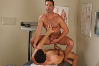Jeremy Bilding & Sean Stavos in Men Hard at Work - Suite703 - Sex Position #11