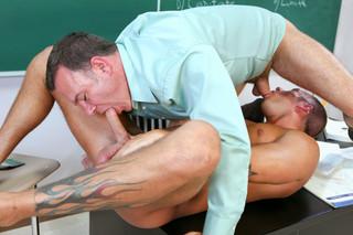 Ken Mack & Rod Daily in Men Hard at Work - Suite703 - Sex Position #6