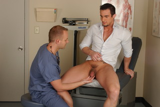 Phenix Saint & Robby Ireland in Men Hard at Work - Suite703 - Sex Position #4
