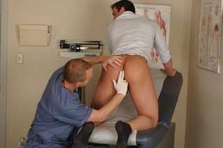 Phenix Saint & Robby Ireland in Men Hard at Work - Suite703 - Sex Position #5