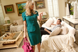 Brandi Love  & Jordan Ash in Milf Sugar Babes - Milf Sugar Babes - Sex Position #2