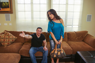Capri Cavanni  & John Strong  in Milf Sugar Babes - Milf Sugar Babes - Sex Position #2