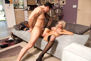 Emma Starr  & John Strong  in Milf Sugar Babes - Milf Sugar Babes - Sex Position #6
