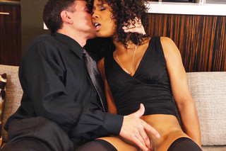 Misty Stone & Michael Stefano in Milf Sugar Babes - Milf Sugar Babes - Sex Position #2