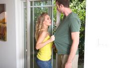 Nicole Aniston  & Jordan Ash in Perfect Fucking Strangers - Perfect Fucking Strangers - Sex Position #1