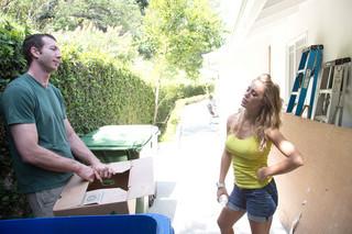 Nicole Aniston  & Jordan Ash in Perfect Fucking Strangers - Perfect Fucking Strangers - Sex Position #2