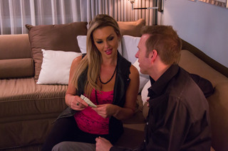 Abbey Brooks & Mark Wood in Tonight's Girlfriend - Tonight's Girlfriend - Sex Position #1