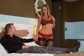 Abbey Brooks & Mark Wood in Tonight's Girlfriend - Tonight's Girlfriend - Sex Position #3